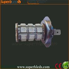 factory supply SMD5050 H7 hyundai elantra fog lamp