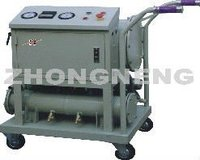 Series TYB Coalescence-Separation Oil Purifier/fuel oil treatment / oil filtration system