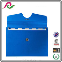 Customzied 13 pockets Plastic Student Expanding File
