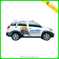 Cheap durable removable car sticker decal for decoration