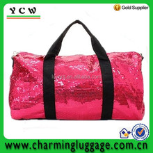 custom duffle bags sequin duffle bag