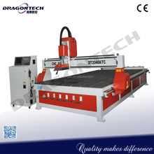 Auto tool changer cnc router for wood kitchen cabinet door 3d cnc wood carving cutting machine cnc router atc machinedt 2040atc