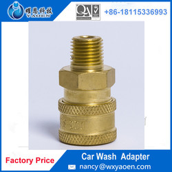 """Car Cleaning Tool with 3/8"""" Brass Male Quick Connect"""
