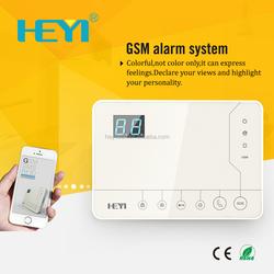 GSM Telephone Alarm System PIR Motion Door Sensor Detector
