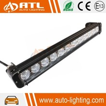 ATL good quality vehicle led overhead lightbar, truck light bar led headlights, 4x4 led bar