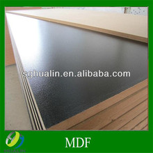 solid color melamine covered mdf/1220*2440mm/different colors&thickness
