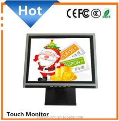 Hot 15 inch TFT LCD Touch Screen Monitor for Vending Machine