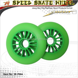 Cheap price High end quality professional speed skate wheel, top sale pu inline wheel