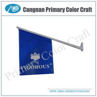 High Quality promotional flags outdoor flags Sign display flag
