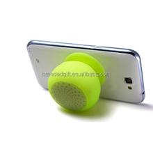 Waterproof Sucker Bluetooth Speaker with Hand Free Function