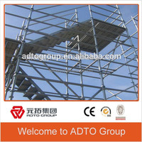 All-round Layher Cuplock Scaffolding CS-A from ADTO Group