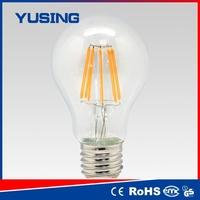 Gost edison bulb e27 8w LED filament bulb iwin
