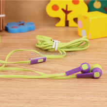 Best designer earphone and headphone factory guangzhou electronic gift