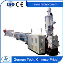 High speed HYJB-63 plastic extruder machinery corrugated pipe extruding machine