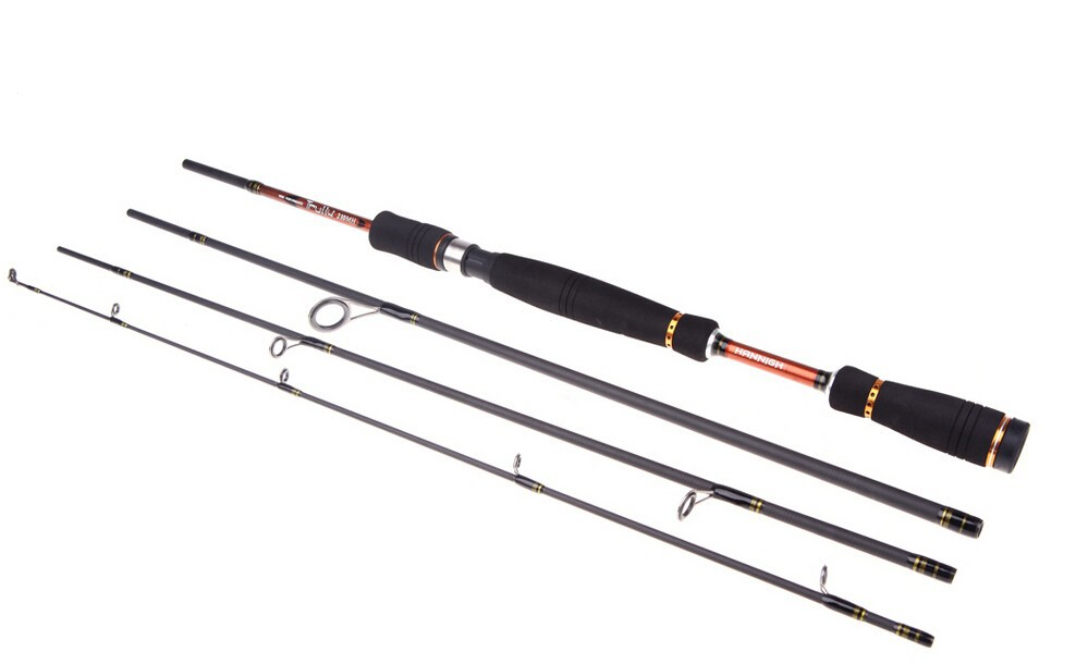 Fishing Rod And Reel Combos Spincasting Fishing Tackle