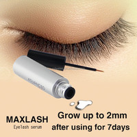 MAXLASH Natural Eyelash Growth Serum (decorative eye masks)