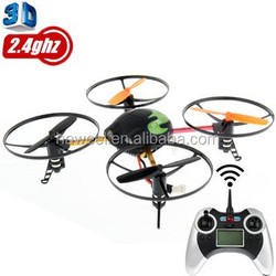 2.4GHz UFO Style Remote Control RC Helicopter, Size: 14.5 x 14.5 x 3.5cm (Green)