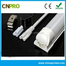 Energy Saving Integrated 9W T8 LED Tube Light 0.6M CE ROHS