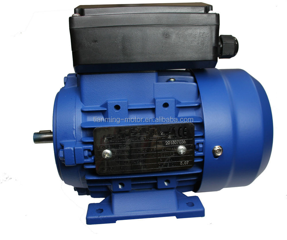 Wholesale 2 2 kw 3 hp single phase electric motor 240v for 3 hp single phase electric motor