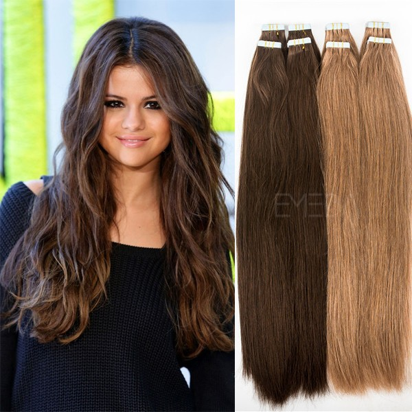 Home Tape Hair Extensions Black Tape Hair Extensions ...