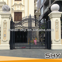 Front House Gate