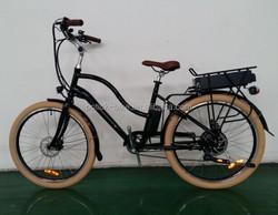 2015 new model cheap city electric bike with EN15194/cheap city electric bicycle/vintage city e bike