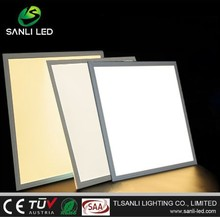 90Ra 85LM/W duxit panel lux, 36W dimmable led flat panel light for hospital, office, school, factory etc.
