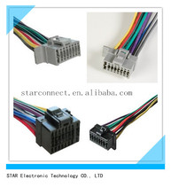 customized motor automotive wire harness manufacturers for car