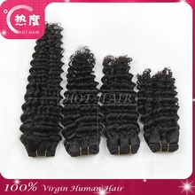 Brazilian Deep Wave Brazilian Curly Virgin Hair 3pcs 300g Lot Brazilian Virgin Hair Kinky Curly Hot Hair Product Funmi