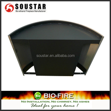 cast iron wood burning fireplace with oven for sale