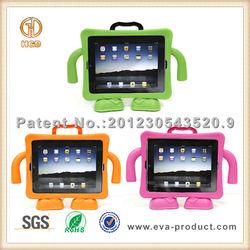 Best Quality Stylish nontoxic EVA foam case for iPad 3/4