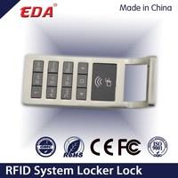 Model 1080D RFID Digital Access Control Locker Digital Locker Lock Digital Keypad Lock for Locker