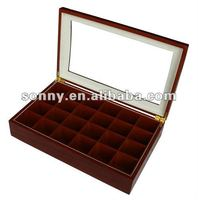 Luxury wooden Tea packing boxes