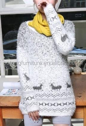 De la muchacha jumper X'Max suéter