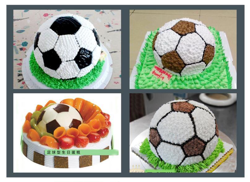 Как сделать торт футбольный мяч своими руками 21
