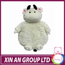 Safty ICTI factory Good quality plush hot selling panda plush microwave wheat cushion