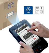 Cilico Rugged industrial Long range 7meter RFID reader Tablet support 3G,Wifi,BT,GPS.