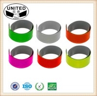 Reflective Snap Slap Bands Different Styles Lots Of Colors UK STOCK FAST