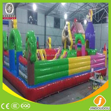 Super quality professional inflatable baby castle