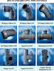 Building use SWR PVC-U PIPE, 2015 HOT SALE DIN STANDARD SWR UPVC drain PIPE & FITTINGS elbows