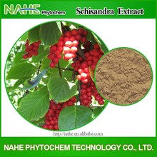 Liver Protection Nutural Herbal Plant Extract Schisandra extract Schisandra, Chinensis extract