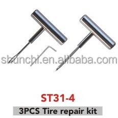 3pcs tire repair kit,tire repair tool,car repair tool