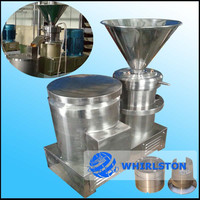 (0086-18002172698) Industrial Peanut Butter Machine For Sale