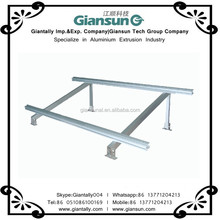 Solar energy system aluminium profile,solar panel bracket aluminum,aluminium profile for solar panel bracket