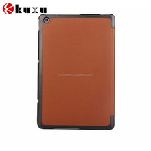 For ipad universal popular leather case wholesale