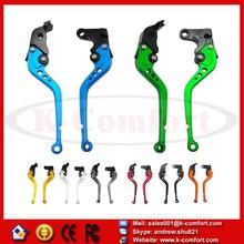KCM124 Brake Clutch Levers CNC for Honda CBR600RR CBR954RR CBR 600 954 RR Motorcycle Adjustable Lever with Adjuster