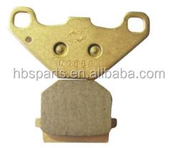 sintered brake pad for ADLY ATV CAN DINLI KAWASAKI DIRT BIKE