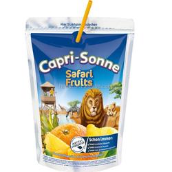 Capri-Sonne Safari Fruits 200ml