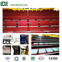 Top Quality automatic retractable theater or booth seating for best price