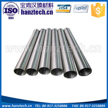 ASTM B861 gr gr2 titanium young tube from china